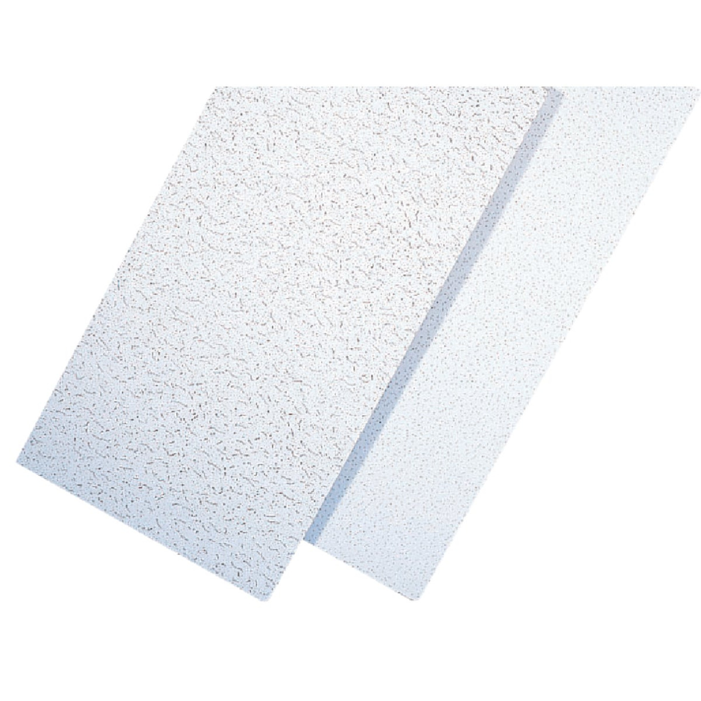 Fifth Avenue 2 Ft. x 4 Ft. White Mineral Fiber Square Edge Ceiling Tile (8-Count) Image 7
