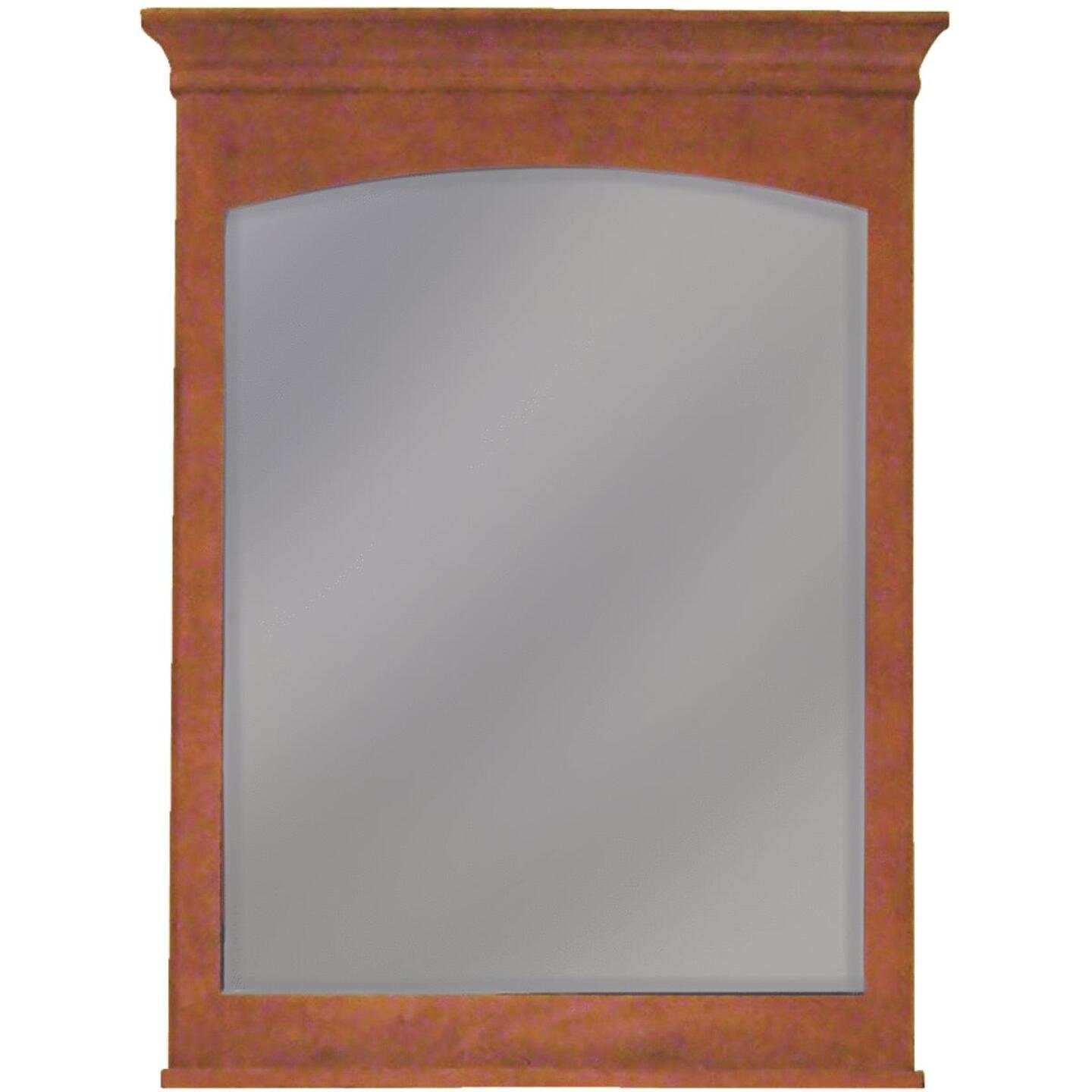 Sunny Wood Expressions Cinnamon 30 In. W x 40 In. H Vanity Mirror Image 2