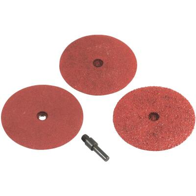 Forney Cut-Off Wheel Set, 4-Pieces