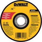 DeWalt HP Type 1 5 In. x 0.045 In. x 7/8 In. Metal/Stainless Cut-Off Wheel Image 1