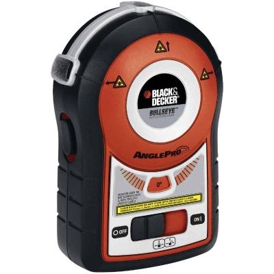 Black & Decker Bullseye 15 Ft. Auto-Leveling Line Laser Level with AnglePro