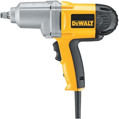 DeWalt 1/2 In. Impact Wrench with Hog Ring Anvil