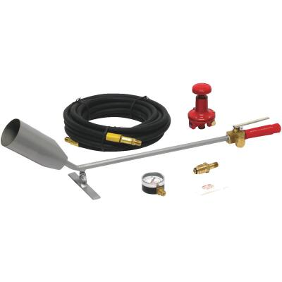 Flame Engineering Red Dragon Vapor Propane 400,000 BTU Roofing Outdoor & Brush Torch Kit