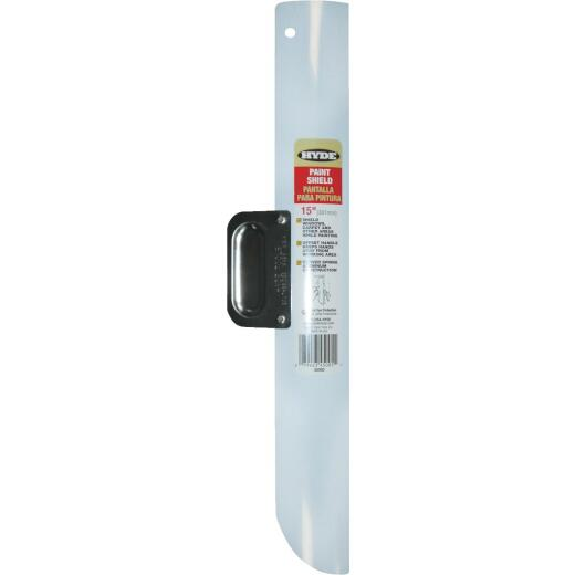 Hyde 15 In. Aluminum Paint Shield