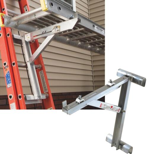 Werner 20 In. Aluminum Ladder Jacks