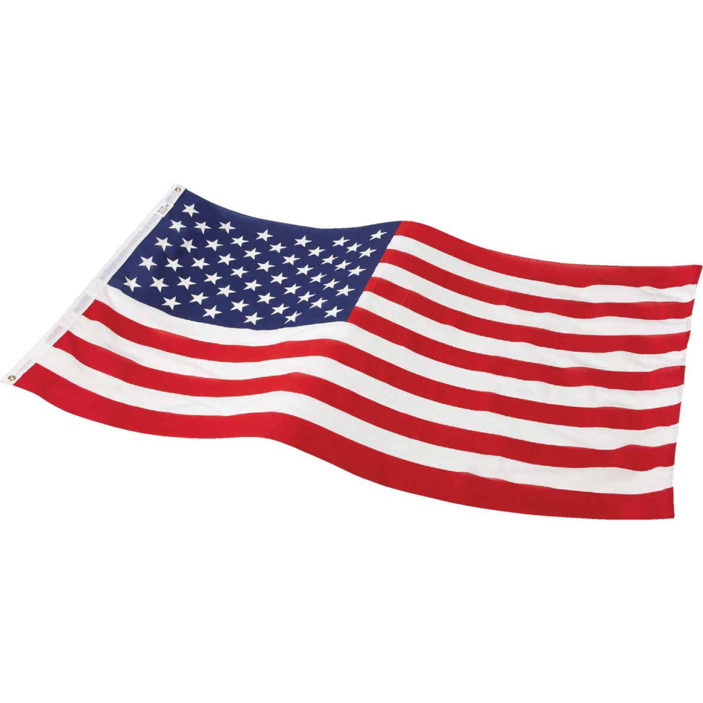Valley Forge 3 Ft. x 5 Ft. Polycotton American Flag Image 3