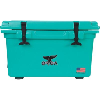 Orca 26 Qt. 24-Can Cooler, Seafoam